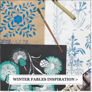 Learn more about our Winter Fables collection