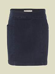 1GB DENIM MINIMAL SKIRT