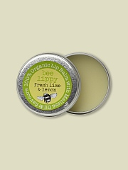 FRESH LEMON AND LIME LIP BALM