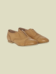 LUCY LEATHER BROGUE SHOE