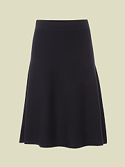 MARINA WOOL SKIRT