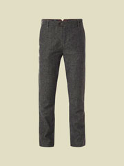 1GB HERRINGBONE TROUSER