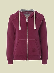 LOTTIE ZIP THROUGH HOODIE
