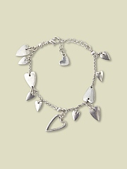 1GB CARA HEART BRACELET